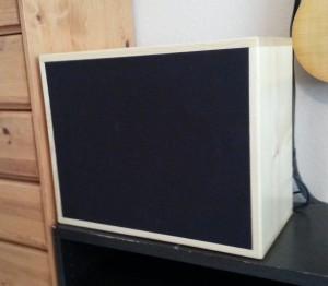 1x12 Speaker Cabinet