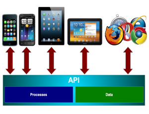 APIs should encapsulate both processes and data